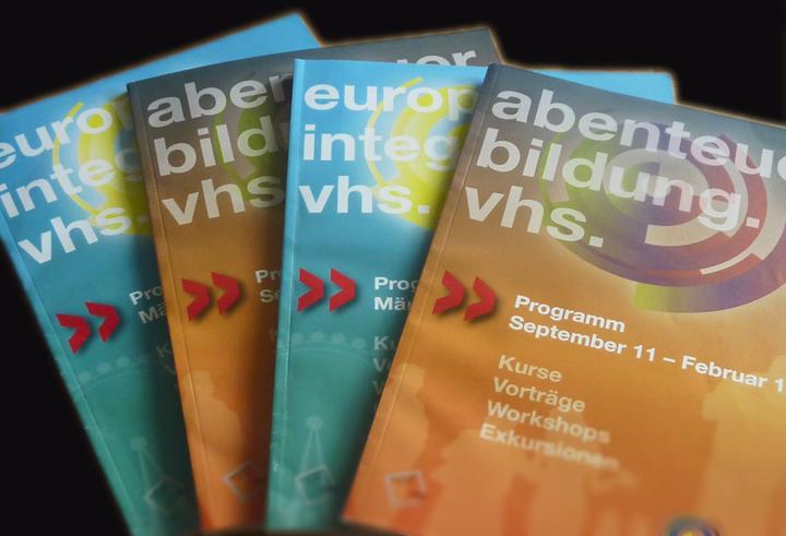 vhs-Titelblätter